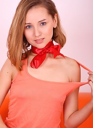 Red hot teen babe